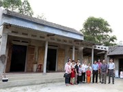 Charitable housing project gives vulnerable people new hope