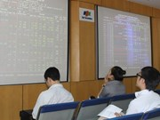 Vietnam's stocks post mixed results