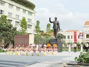 HCM City plans activities to mark Uncle Ho's birthday