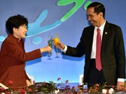 RoK, Indonesia reinforce all-around links
