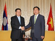 HCM City officials welcome Lao PM