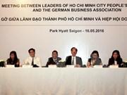German enterprises seek opportunities in HCM City
