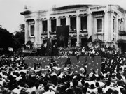 Viet Minh Front's role in history spotlighted at Hanoi exhibition