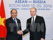 PM affirms Russia as strategic priority in diplomacy policy