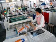 Hanoi's five-month industrial production surges 7.7 percent