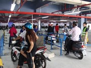 Tan Son Nhat Airport opens new parking