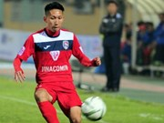 V.League 1's midfielder to trial with Germany's FC Kaiserslautern