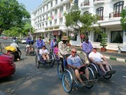 Vietnam tourism sees robust growth