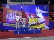Vietnamese cadets win gold, bronze in Philippines