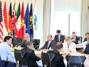 Vietnam calls for more G7 support in climate change response