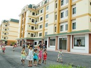 Hanoi workers call for social housing