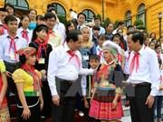 Child care, education, protection – strategic tasks: President