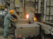Vietnam's steel production surge in May