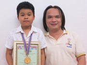 Vietnamese students shine at regional maths contest