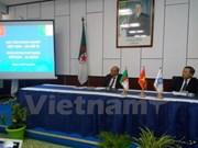Vietnamese, Algerian enterprises seek to expand links