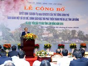 Lam Dong province benefits from special policies to develop