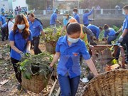 Action month for environment protection launched