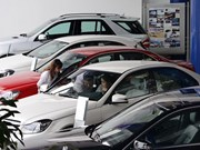Car imports rise sharply following tax adjustment