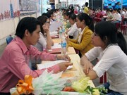 Nearly 4,000 vacancies available at HCM City women's job fair