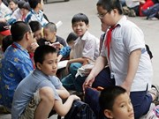 Childhood obesity rate increasing in big cities