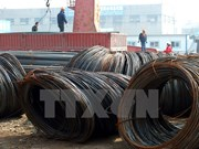 Iron, steel production enjoys stable growth in five months