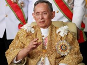 Thailand celebrates King's 70 years on throne