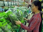 Hanoi pushing safer farm products