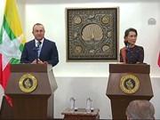 Myanmar, Turkey strengthen bilateral ties