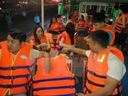 Da Nang: Cruise boats in Han River resume operation