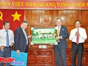 Canadian group to help Binh Phuoc firms