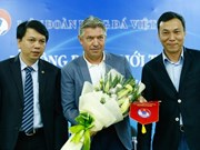 Gede expected to revamp Vietnam football