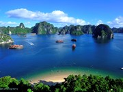 Quang Ninh boost tourism cooperation with Lao, Thai partners