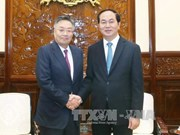 President hopes for more investment from Japanese firms