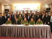 Vietnam assists Cambodia to raise anti-drug capability