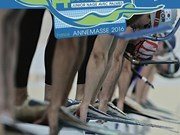 Finswimmers test skills in France
