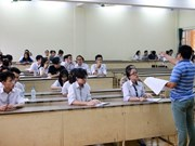 National high school exam concludes after four days