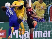 Thai Son Nam win first futsal match