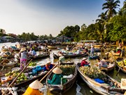 Around 1.25 billion USD committed to Mekong Delta development