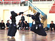 First gold for Vietnam in SE Asian Kendo Champs