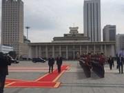 Singaporean PM visits Mongolia to explore energy market