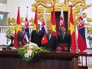 Vietnamese software giant signs deal with Slovak IT firm