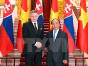 Vietnam, Slovakia enhance relations