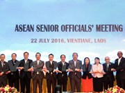 ASEAN senior officials discuss preparations of 49th AMM