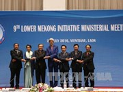 Lower Mekong Ministerial Meeting focuses on infrastructure