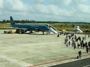 Vietnam Airlines adjusts flight schedules due to storm