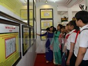 Ha Giang, Thanh Hoa exhibitions highlights VN's island sovereignty
