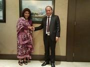 Vietnam, Indonesia boost cooperation in fisheries
