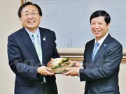 Japanese locality strengthens cooperation with Vietnam