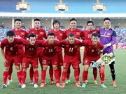 Vietnamese footballers to train in RoK