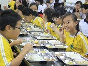 School meals assure adequate nutrition for primary students